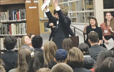 New Model UN program makes early gains in competition