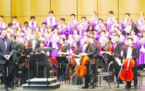 Seniors shine at Concerto Concert