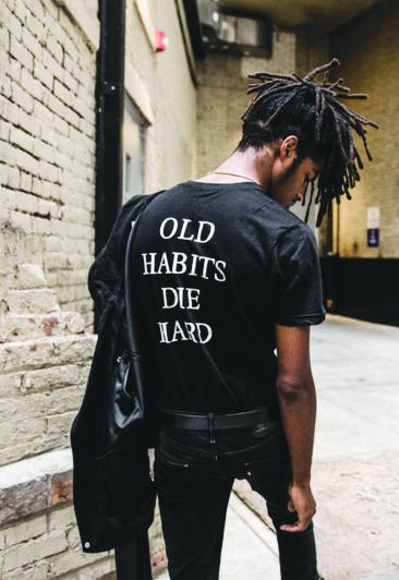 '17 grad Harris has 'faith' his fashion brand will continue to grow