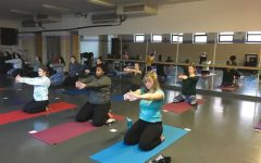 Students find meditation, yoga an escape from stress