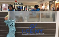 I•CE•NY brings trend of 'rolled ice cream' to Briarwood Mall