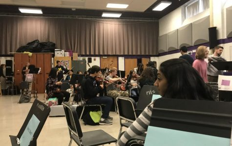 Treble-some numbers cause orchestra and choir to expand their programs