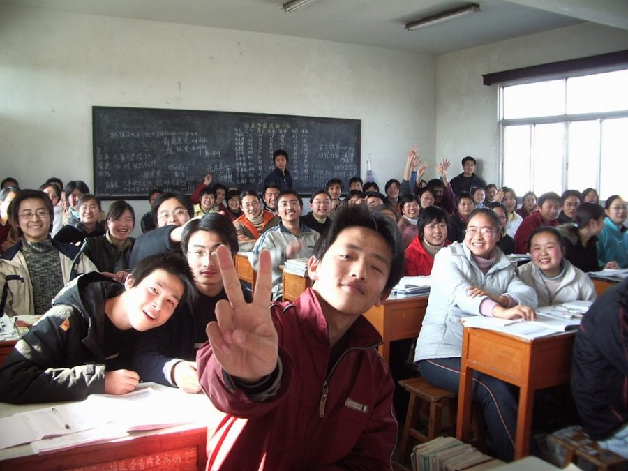 These+students+are+enjoying+their+new+education+policies+in+China%21