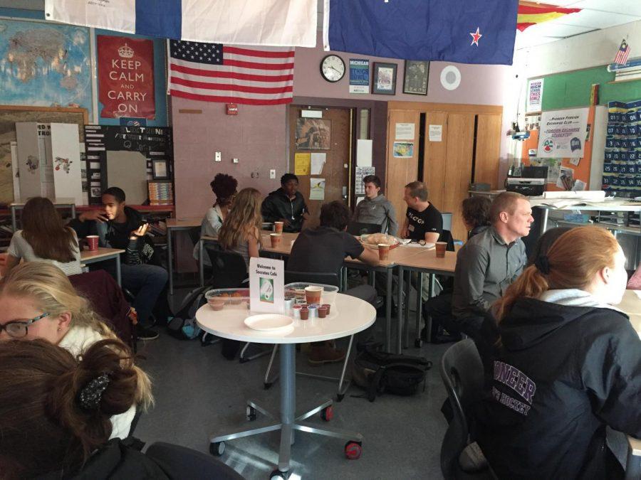 Philosophy Course Returns to Pioneer