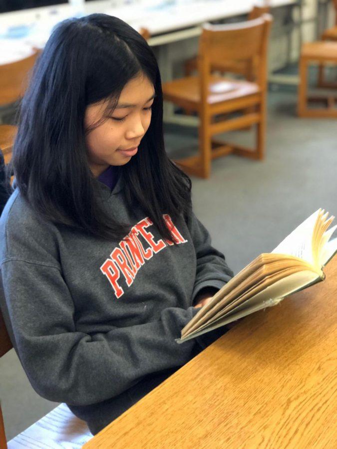 People of Pioneer: Ella Zhang