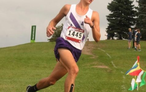 Foster looks forward to starting collegiate running career