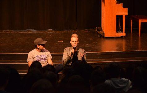 Broadway songwriters Pasik and Paul visit to talk 'Evan Hansen'