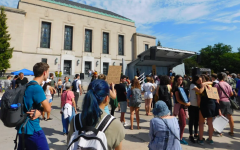 Global climate strike brings large turnout in Ann Arbor