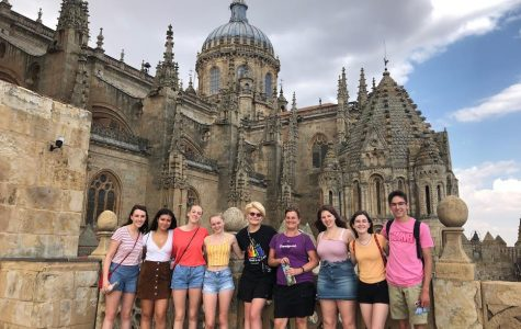 Friendship beyond language at summer Spanish immersion trip