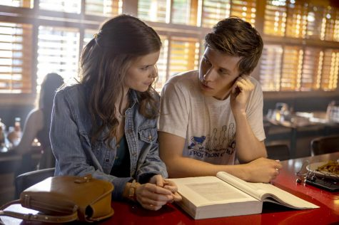 "The Hulu series ""A Teacher"" starring Kata Mara and Nick Robinson."