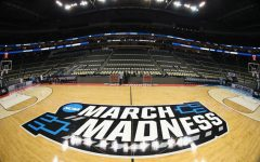 Attendance at NCAA tournament games will be limited. Photo from Tribune News Service