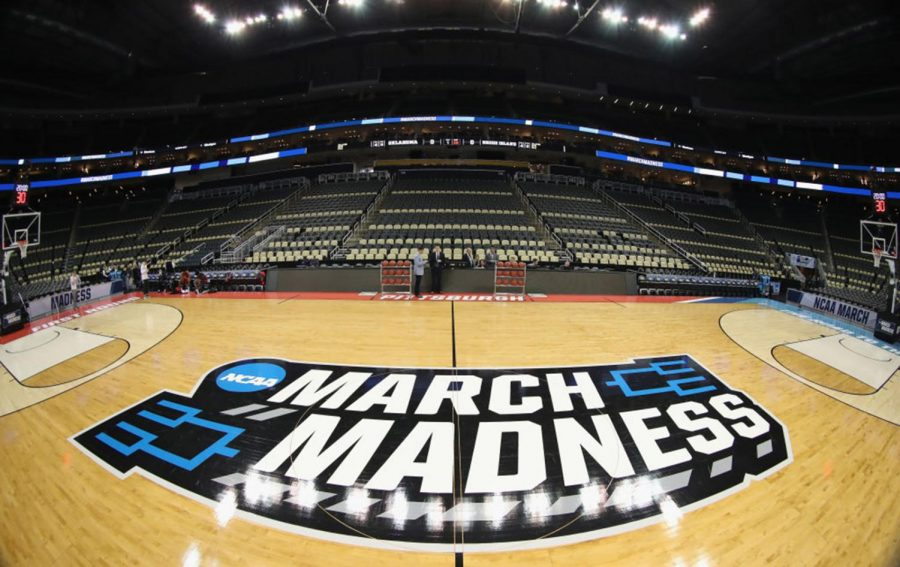 Attendance+at+NCAA+tournament+games+will+be+limited.+Photo+from+Tribune+News+Service