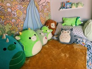 Selling in unique collections, the massive popularity of Squishmallows has fans hunting specific types of these toys across numerous stores.