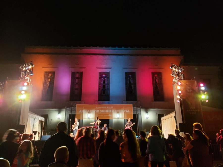 Ann Arbors summer events return with a new look
