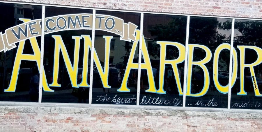 My experience living in Ann Arbor as a student with conservative views