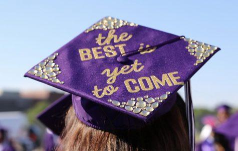Pioneer seniors celebrate graduation day on Thursday, June 3rd (photos courtesy of Barbara Martin).