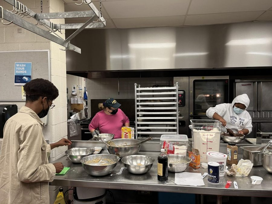 Pioneer has a diverse range of culinary classes to choose from, including Multicultural Foods, Baking and Pastry Arts, and Culinary Arts and Hospitality.
