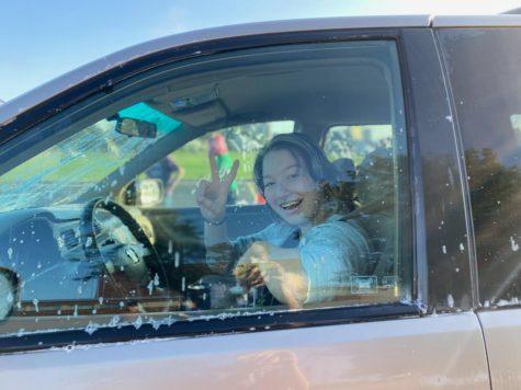 Pioneer Orchestras host annual car wash fundraiser.